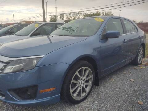 2010 Ford Fusion for sale at Mr E's Auto Sales in Lima OH
