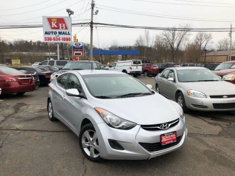 2013 Hyundai Elantra for sale at KB Auto Mall LLC in Akron OH