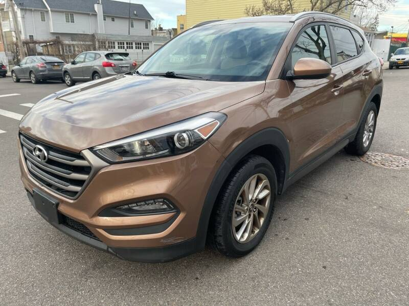 2016 Hyundai Tucson for sale at Kapos Auto, Inc. in Ridgewood, Queens NY