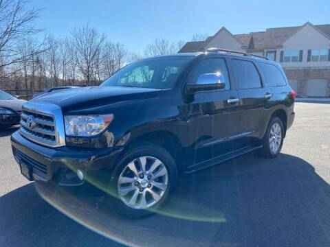 2011 Toyota Sequoia for sale at PA Auto World in Levittown PA