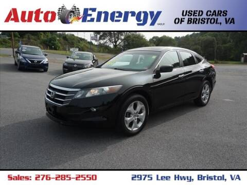 2011 Honda Accord Crosstour for sale at Auto Energy-Bristol in Bristol VA