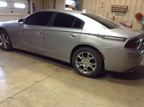 2016 Dodge Charger for sale at Kevin's Motor Sales in Montpelier OH