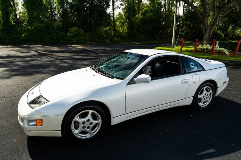 1996 Nissan 300ZX for sale at American Classic Car Sales in Sarasota FL