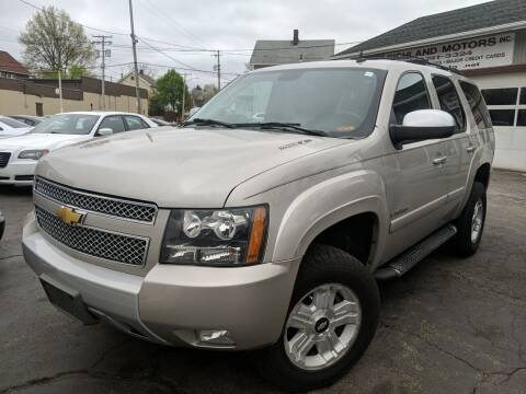 2007 Chevrolet Tahoe for sale at Richland Motors in Cleveland OH