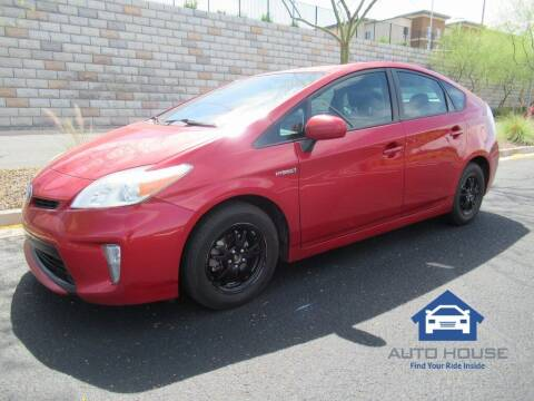 2013 Toyota Prius for sale at AUTO HOUSE TEMPE in Tempe AZ