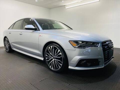 2018 Audi A6 for sale at Champagne Motor Car Company in Willimantic CT