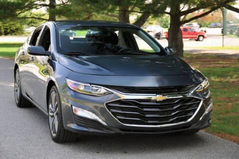 2020 Chevrolet Malibu for sale at Auto House Superstore in Terre Haute IN