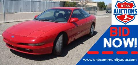 1993 Ford Probe for sale at One Community Auto LLC in Albuquerque NM