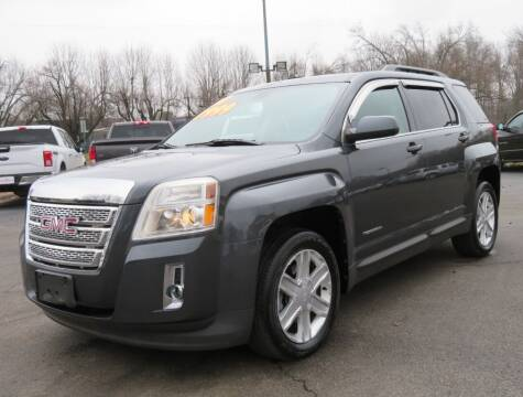 2010 GMC Terrain for sale at Low Cost Cars North in Whitehall OH