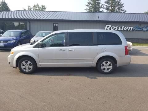 2010 Dodge Grand Caravan for sale at ROSSTEN AUTO SALES in Grand Forks ND