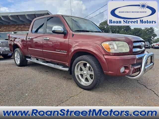 2006 Toyota Tundra for sale at PARKWAY AUTO SALES OF BRISTOL - Roan Street Motors in Johnson City TN