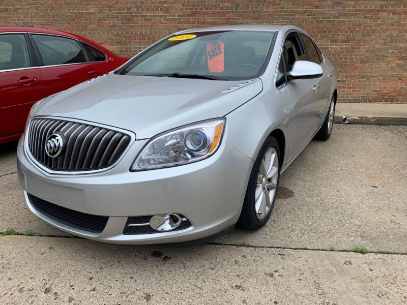 2014 Buick Verano for sale at Cars To Go in Lafayette IN