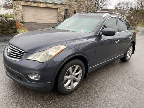 2008 Infiniti EX35 for sale at Via Roma Auto Sales in Columbus OH