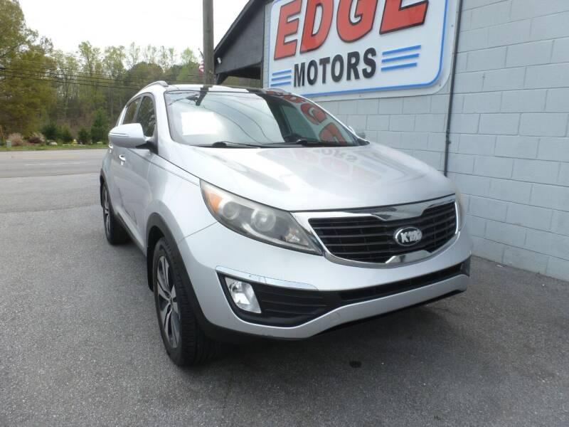 2013 Kia Sportage for sale at Edge Motors in Mooresville NC