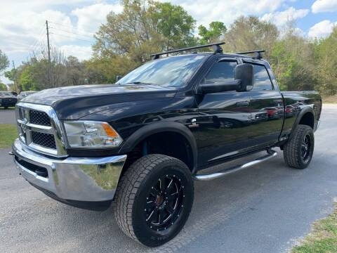 2017 RAM Ram Pickup 2500 for sale at Gator Truck Center of Ocala in Ocala FL