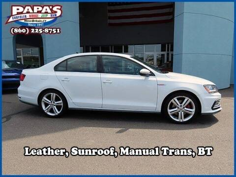 2017 Volkswagen Jetta for sale at Papas Chrysler Dodge Jeep Ram in New Britain CT