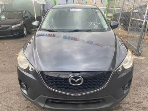 2013 Mazda CX-5 for sale at Polonia Auto Sales and Service in Hyde Park MA