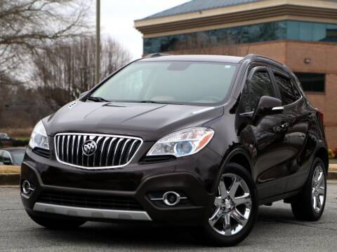 2016 Buick Encore for sale at Carma Auto Group in Duluth GA