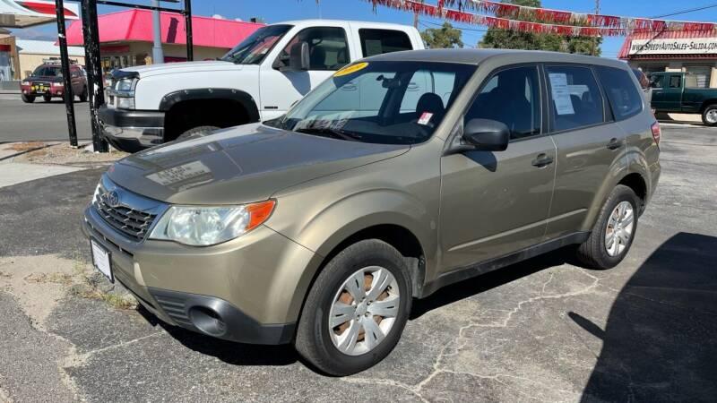 2009 Subaru Forester for sale at SPEEDY AUTO SALES Inc in Salida CO