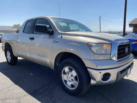 2008 Toyota Tundra for sale at BERKENKOTTER MOTORS in Brighton CO
