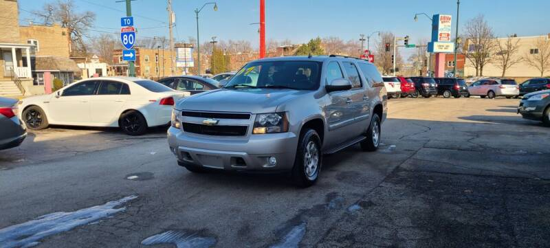 2007 Chevrolet Suburban for sale at Bibian Brothers Auto Sales & Service in Joliet IL