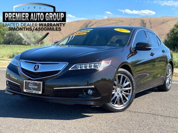 2017 Acura TLX for sale at Premier Auto Group in Union Gap WA