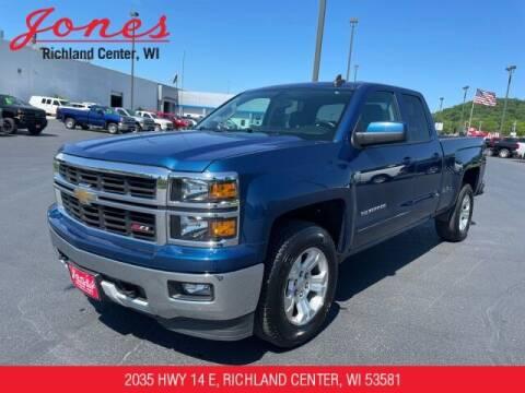 2015 Chevrolet Silverado 1500 for sale at Jones Chevrolet Buick Cadillac in Richland Center WI