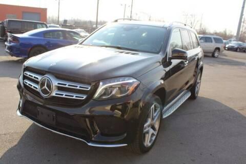 2018 Mercedes-Benz GLS for sale at Road Runner Auto Sales WAYNE in Wayne MI
