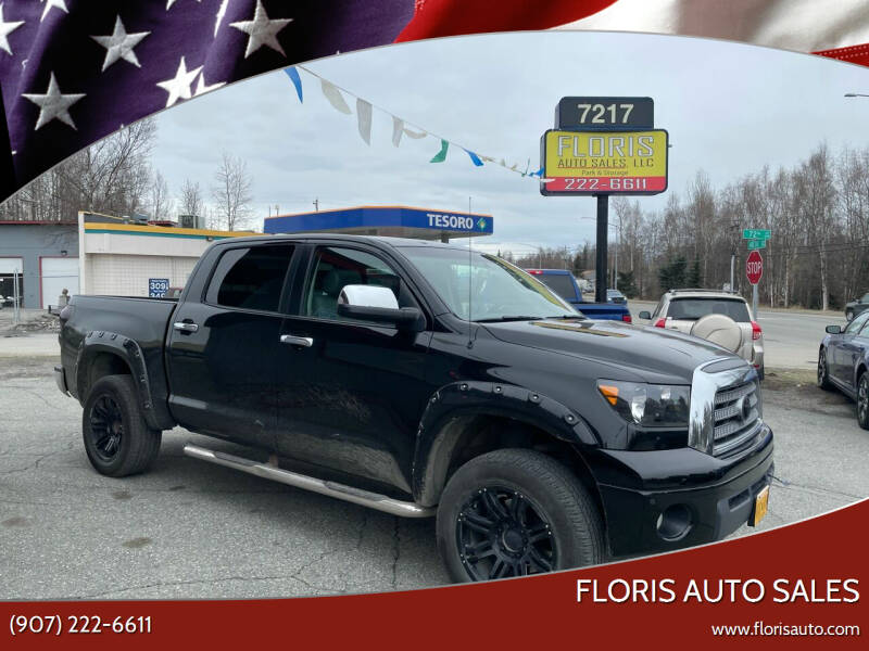 2009 Toyota Tundra for sale at FLORIS AUTO SALES in Anchorage AK
