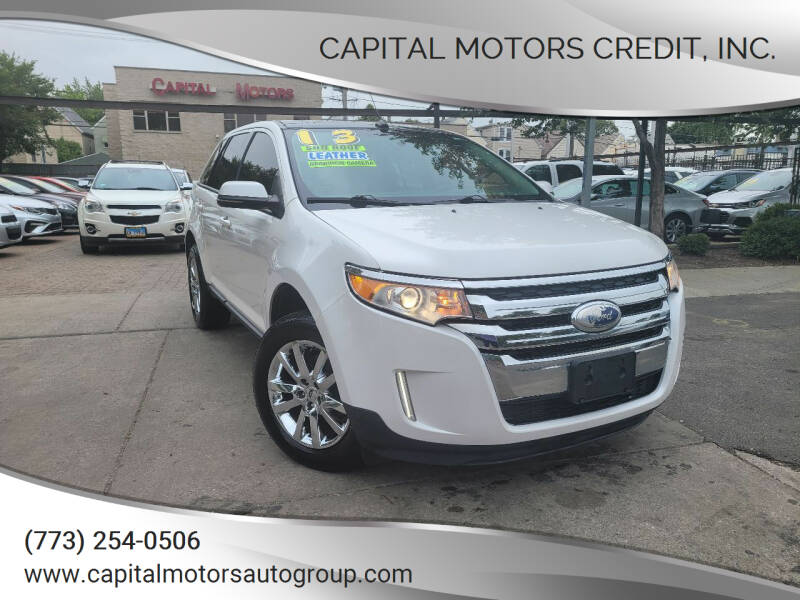 2013 Ford Edge for sale at Capital Motors Credit, Inc. in Chicago IL