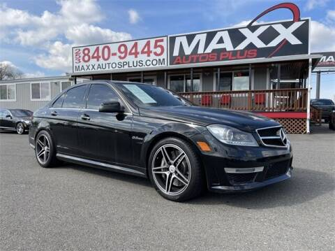 2013 Mercedes-Benz C-Class for sale at Maxx Autos Plus in Puyallup WA