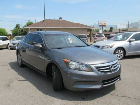 2011 Honda Accord for sale at Crown Auto in South Salt Lake UT
