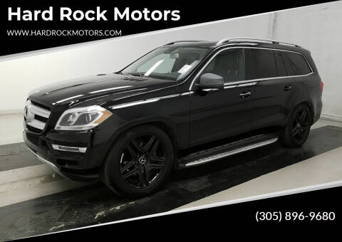 2015 Mercedes-Benz GL-Class for sale at Hard Rock Motors in Hollywood FL