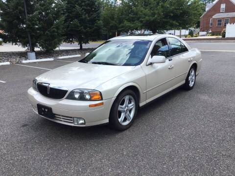 2002 Lincoln LS for sale at Bromax Auto Sales in South River NJ