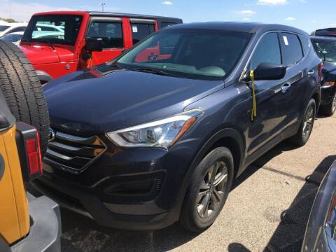 2016 Hyundai Santa Fe Sport for sale at Doug Dawson Motor Sales in Mount Sterling KY