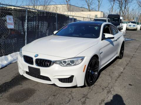 2016 BMW M4 for sale at AW Auto & Truck Wholesalers  Inc. in Hasbrouck Heights NJ