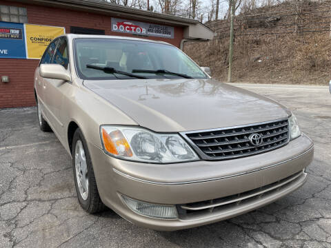 2004 Toyota Avalon for sale at Doctor Auto in Cecil PA