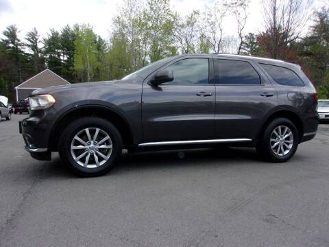 2016 Dodge Durango for sale at Mark's Discount Truck & Auto Sales in Londonderry NH