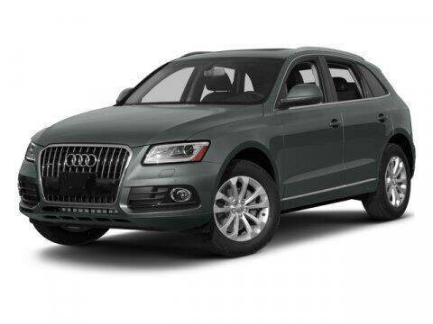 2015 Audi Q5 for sale at BEAMAN TOYOTA GMC BUICK in Nashville TN