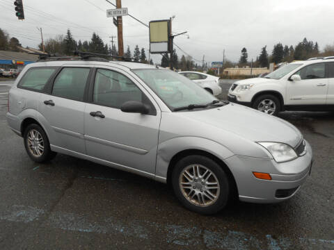 2005 Ford Focus for sale at Lino's Autos Inc in Vancouver WA