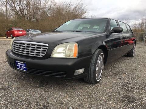 2003 Cadillac LIMOUSINE for sale at Complete Auto Credit in Moyock NC