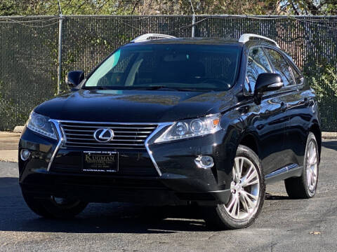 2013 Lexus RX 350 for sale at Kugman Motors in Saint Louis MO
