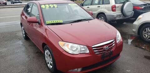 2010 Hyundai Elantra for sale at TC Auto Repair and Sales Inc in Abington MA