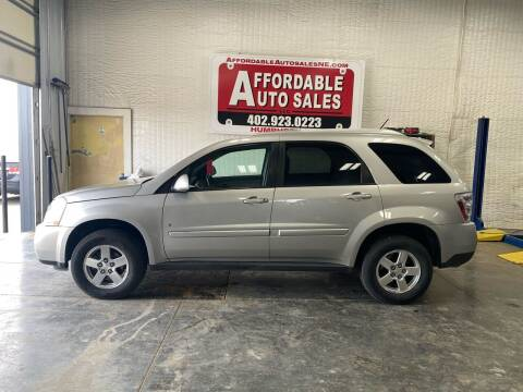 2008 Chevrolet Equinox for sale at Affordable Auto Sales in Humphrey NE