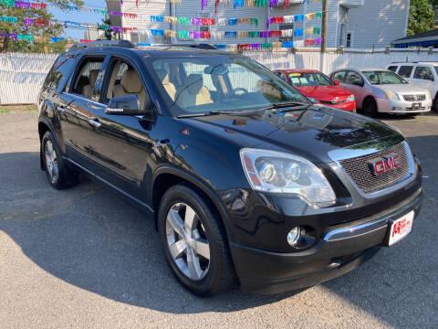 2012 GMC Acadia for sale at B & M Auto Sales INC in Elizabeth NJ