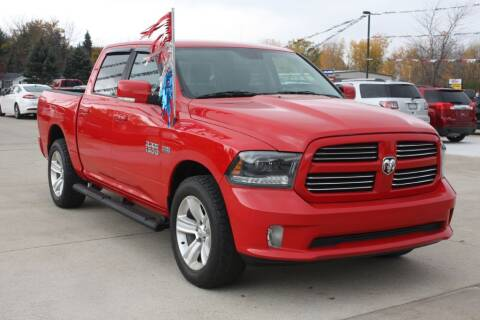 2015 RAM Ram Pickup 1500 for sale at Sandusky Auto Sales in Sandusky MI