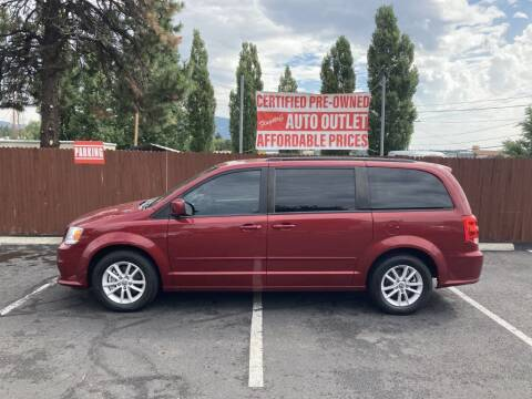 2015 Dodge Grand Caravan for sale at Flagstaff Auto Outlet in Flagstaff AZ