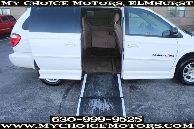 2002 Dodge Grand Caravan for sale at Your Choice Autos - My Choice Motors in Elmhurst IL