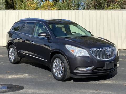 2014 Buick Enclave for sale at Miller Auto Sales in Saint Louis MI
