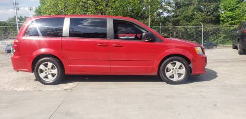 2013 Dodge Grand Caravan for sale at On The Road Again Auto Sales in Doraville GA